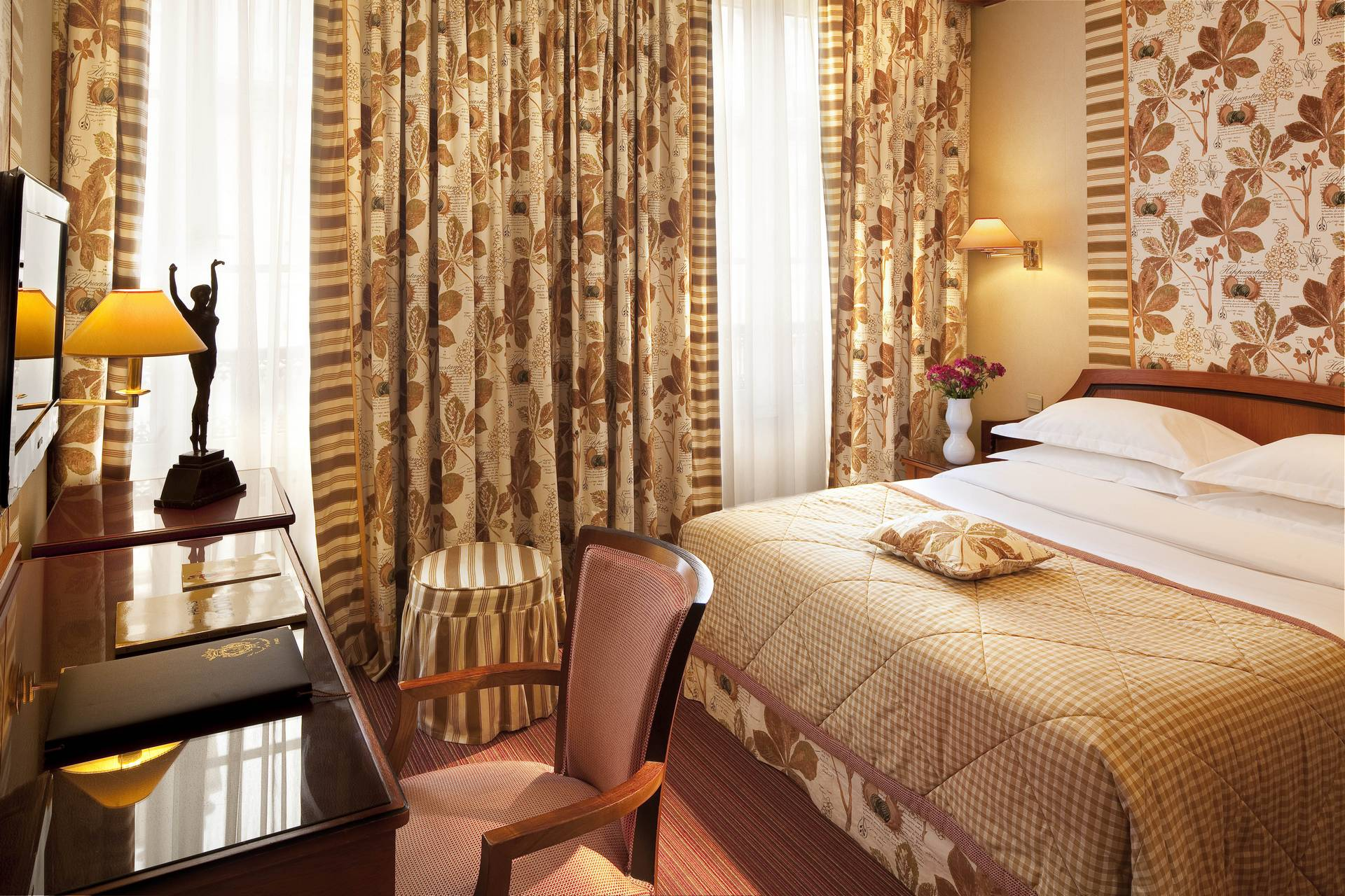 Connecting Rooms Davanzati Hotel: Hôtel Horset Opéra Paris