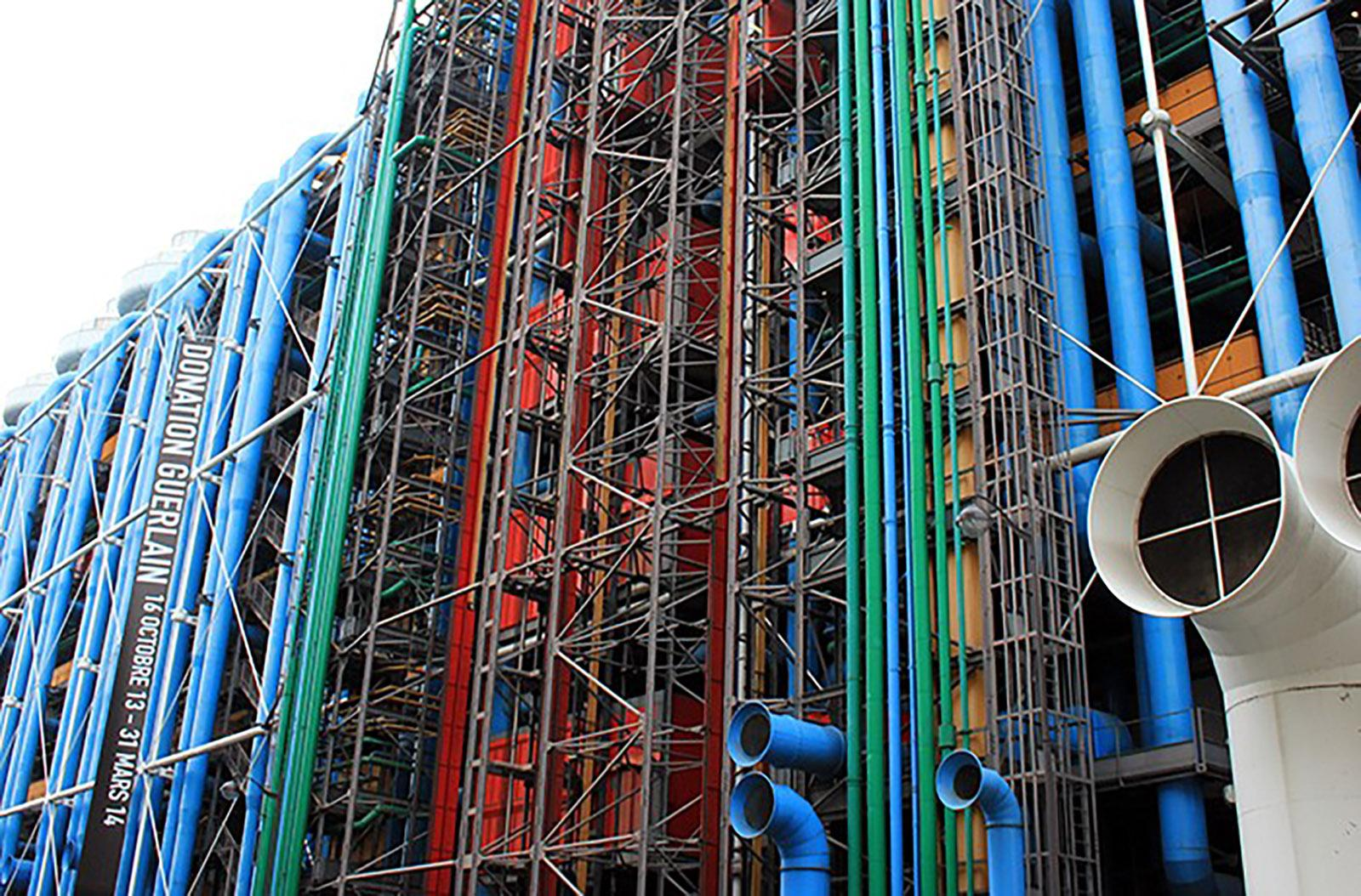 Pompidou Center H 244 Tel Horset Op 233 Ra Paris Official