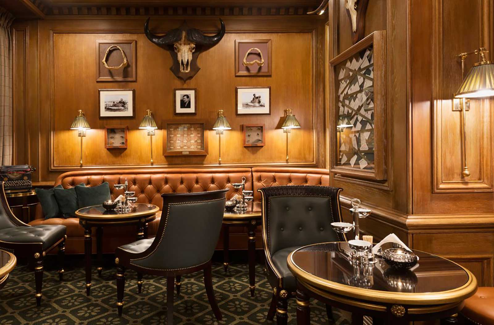 Bar Hemingway Du Ritz H 244 Tel Horset Op 233 Ra Paris