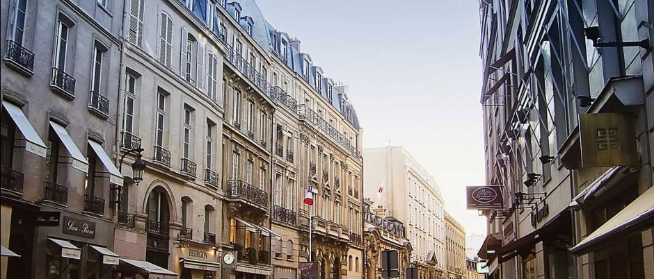 Rue Saint Honor 233 H 244 Tel Horset Op 233 Ra Paris